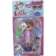 Кукла LOL мама с малышами (SSS-72)