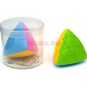 Игрушка головоломка треугольник закругленный