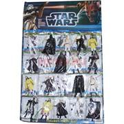 Набор игрушек Star Wars цена за 20 шт