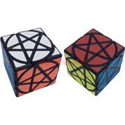 Кубик головоломка «звезда»