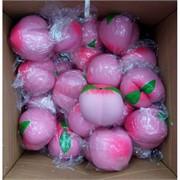 Антистресс игрушка сквиш «персик»