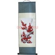 Панно шелковое 90x30 см «Сакура» (S-141)