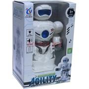 Танцующий Робот Agility с музыкой