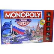 Монополия с городами России (обновленное издание)