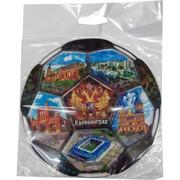 Магнит в виде футбола 6 шт «Калиниград»
