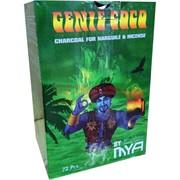 Уголь для кальяна 72 шт Genie Coco от Mya