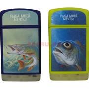 Зажигалка Onix «Рыба моей мечты» газовая турбо
