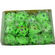 Игрушка Лягушка зеленая 12 шт/уп