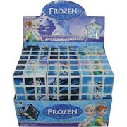 Игрушка кубик головоломка «Frozen» 12 шт/уп