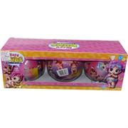 Кукла в шаре Bizzy Bubs 3 шт/уп