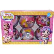Кукла в шаре Bizzy Bubs 6 шт/уп