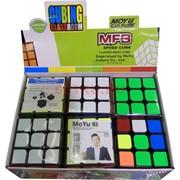 Кубик головоломка MoYu 6 шт