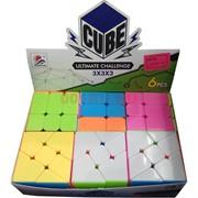 Кубик головоломка Cube 6 шт/уп (2291-5)