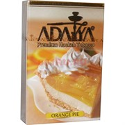 "Табак для кальяна Адалия 50 гр ""Orange Pie"" Adalya Апельсиновый Пирог"