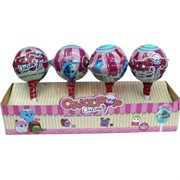 Игрушка Леденец Cakepop Cuties 70 мм 4 шт