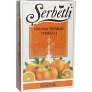 "Табак для кальяна Шербетли 50 гр ""Апельсин"" (Virginia Tobacco Serbetli Orange)"