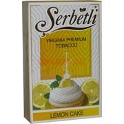 "Табак для кальяна Шербетли 50 гр ""Лимонный пирог"" (Virginia Tobacco Lemon Cake)"