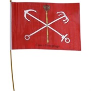 Флаг города Санкт-Петербург 40x60 см 12 шт/уп