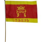 Флаг города Тверь 40x60 см 12 шт/уп