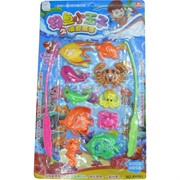 Игрушка детская «Рыбалка» с 2 удочками