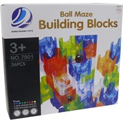 Конструктор Ball Maze Building Blocks 36 шт