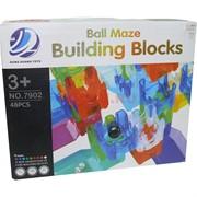 Конструктор Ball Maze Building Blocks 48 шт