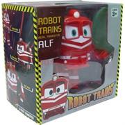 Игрушка трансформер Robot Trains 4 шт/набор