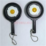 Зажигалка газовая «сковородка с яичницей»
