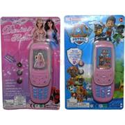 Телефон детский для мальчиков и девочек