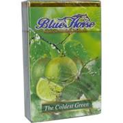 Табак для кальяна Blue Horse 50 гр «The Coldest Green»