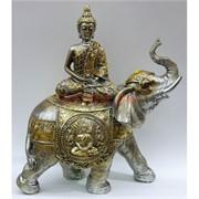Будда на слоне 24 см