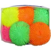 Игрушка мячик ежик светящийся 20 см 6 шт/уп