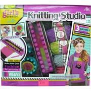 Набор для девочек для вязания Knitting Studio
