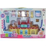 Домик Замок с фигурками Beatiful House (3088)