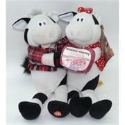 Игрушка музыкальная «2 коровы Веселый Дуэт» (поют песню Му-Му)