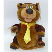 Игрушка музыкальная «Медведь Шпунтик» (песня За глаза твои карие)