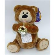 Игрушка музыкальная Медвежонок с таймером