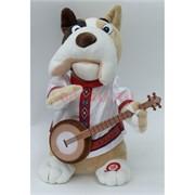 Игрушка музыкальная «Собака» (песня Поспели вишни в саду у дяди Вани)