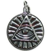Амулет индийский «пирамида с глазом»