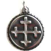 Амулет индийский «крест»