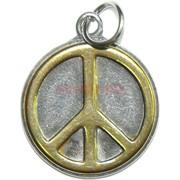 Амулет индийский «знак мира» цветной