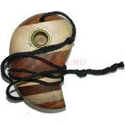Курительная трубка деревянная «бумеранг»