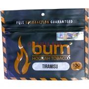 Табак для кальяна Burn 100 гр «Tiramisu»