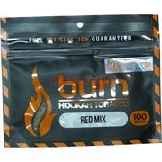 Табак для кальяна Burn 100 гр «Red Mix»