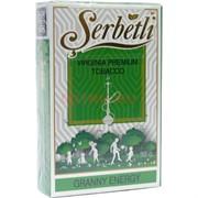 Табак для кальяна Шербетли 50 гр «Granny Energy»
