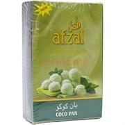 Табак для кальяна Афзал 50 г «Coco Pan» Afzal