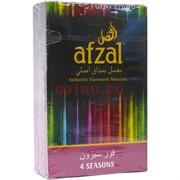 Табак для кальяна Афзал 50 г «4 Seasons» Afzal