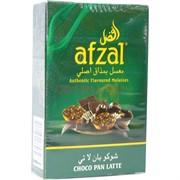 Табак для кальяна Афзал 50 г «Choco Pan Latte» Afzal