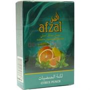 Табак для кальяна Афзал 50 г «Citrus Punch» Afzal