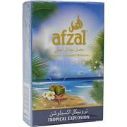 """Табак для кальяна Afzal 50 гр """"Тропический взрыв"""" (Индия) Tropical Explosion  (табак афзал)"""
